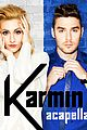 karmin acapella listen now 03