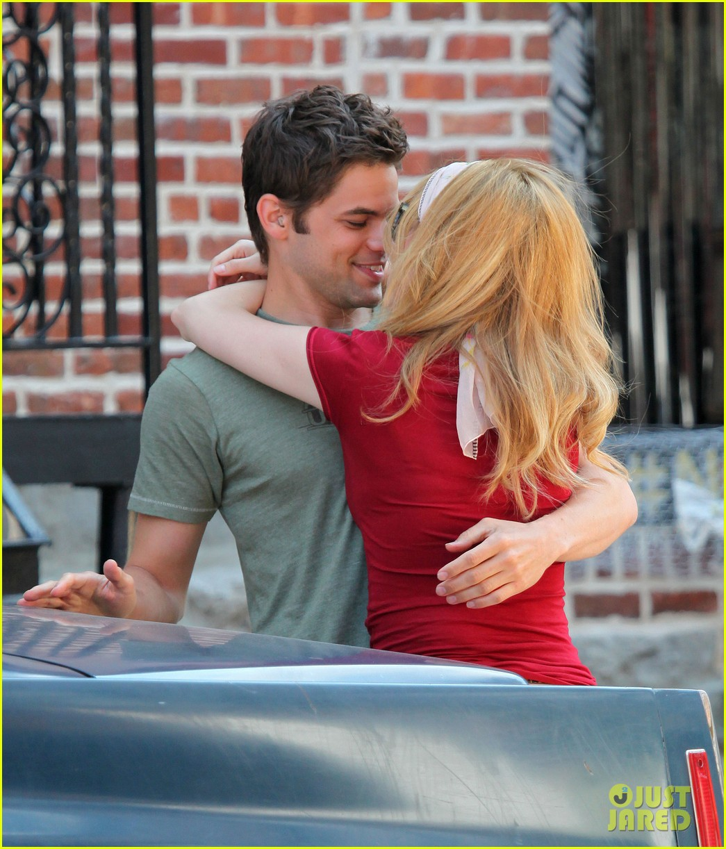 anna kendrick jeremy jordan kiss for last 5 years 12