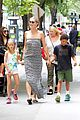 heidi klum i saved my kids hair for art projects 31