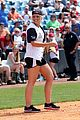kree harrison lauren alaina celebrity softball with scotty mccreery 11