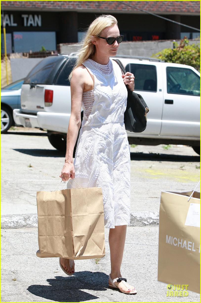 diane kruger michael kors shopping with micah schifman 172900144
