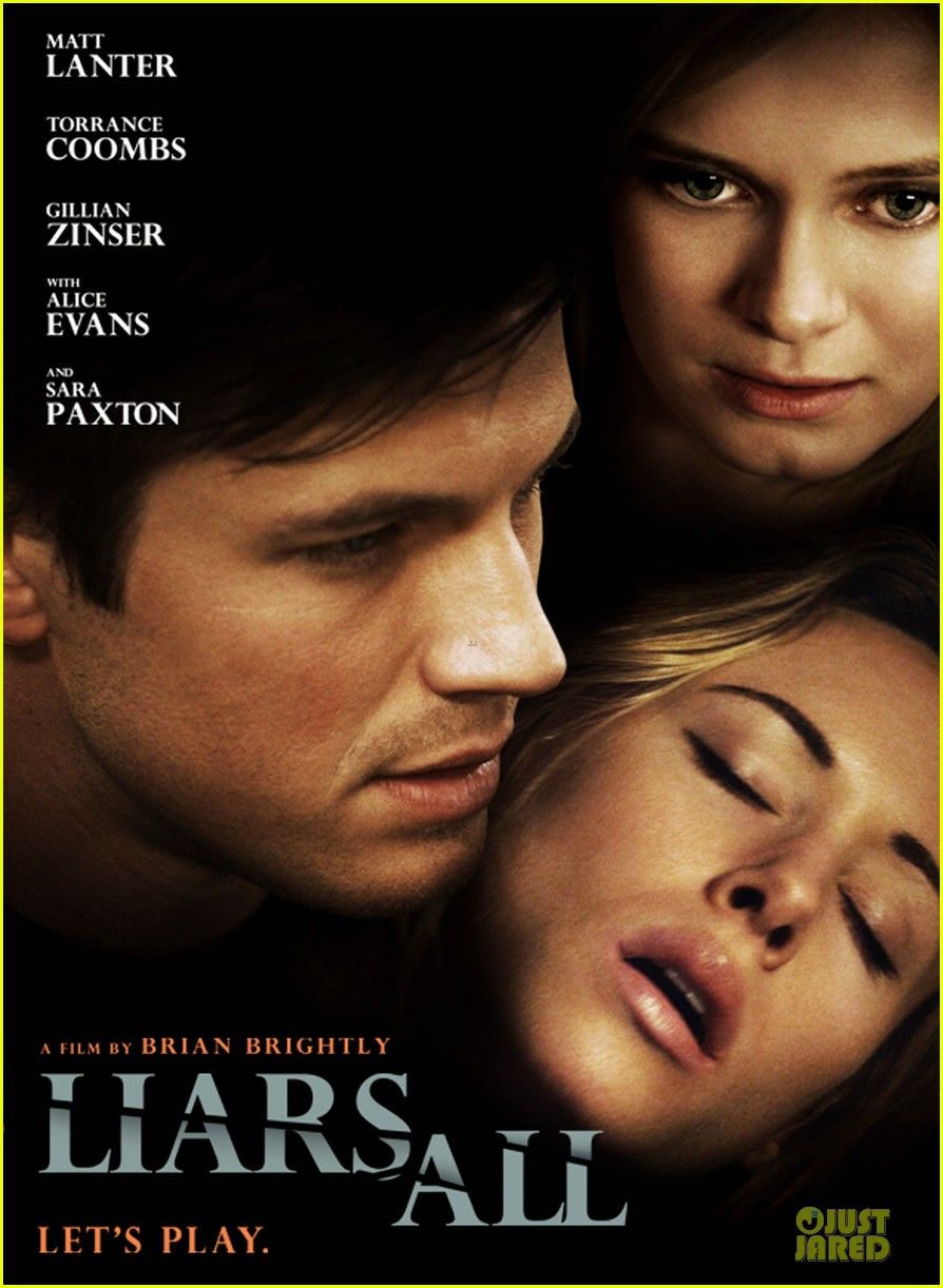 matt lanter liars all official poster and trailer 01