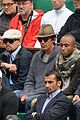 leonardo dicaprio watches french open with lukas haas 11