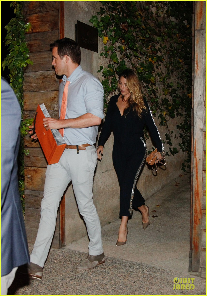 blake lively dating 2013 Ryan reynolds has teased his wife blake lively by posting a snap of her filming we were friends for two years before we were ever dating and i treat him like my.