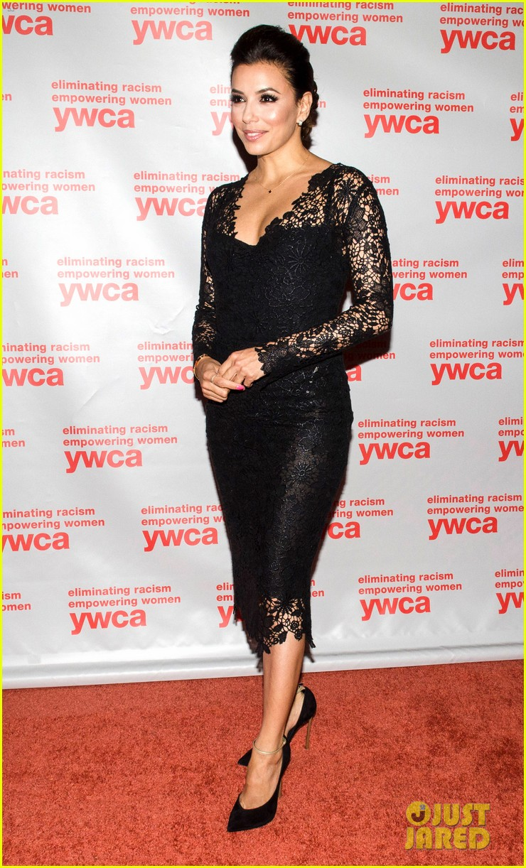 eva longoria ywca usa women of distinction awards gala 072886740