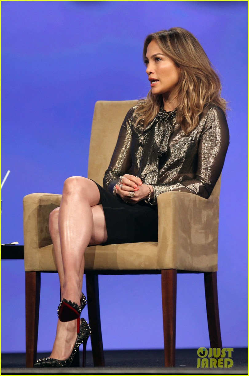 jennifer lopez visits the cable show 2013 in dc 122889880