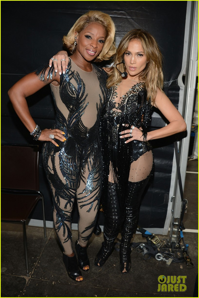 jennifer lopez mary j blige chime for change concert 052882135