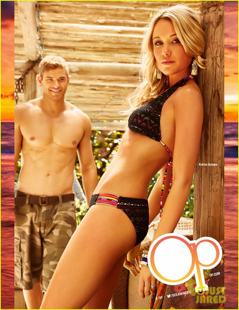 shirtless kellan lutz op summer 2013 images with katrina bowden 262898911