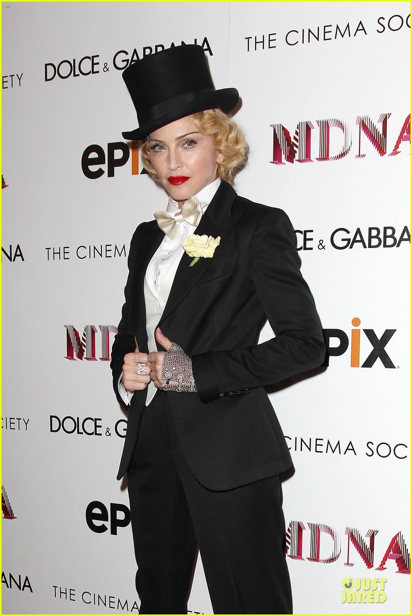 madonna the mdna tour premiere 10