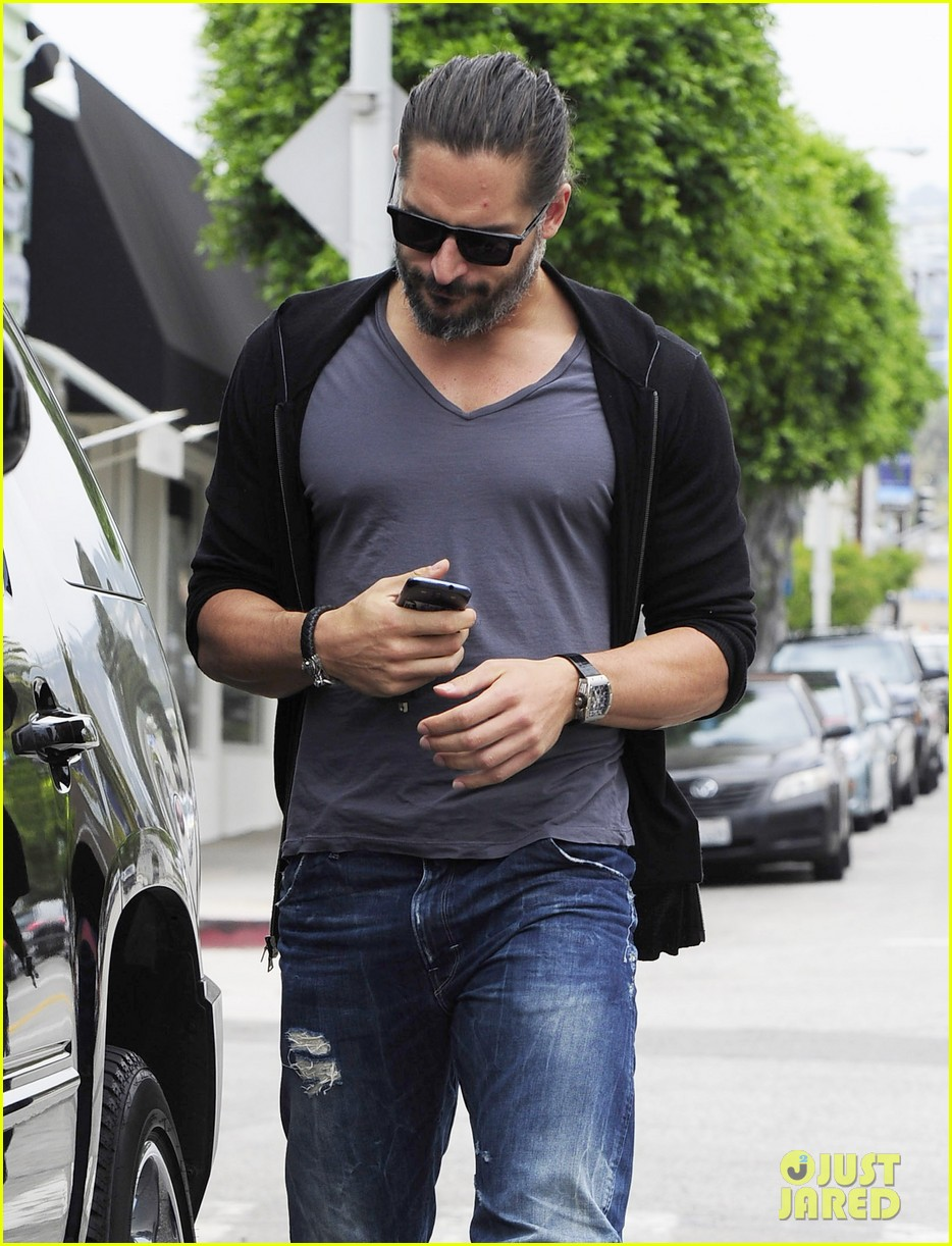 joe manganiello streetcar named desire star at yale rep 09