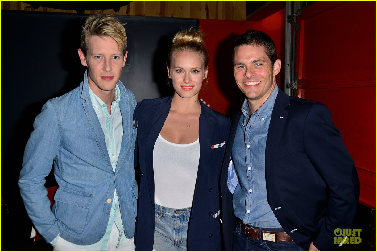 james marsden james van der beek tommy hilfiger surf shack celebration 112896196