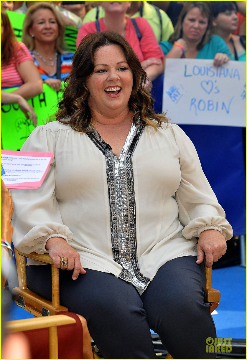 melissa mccarthy the heat nyc promotion 08