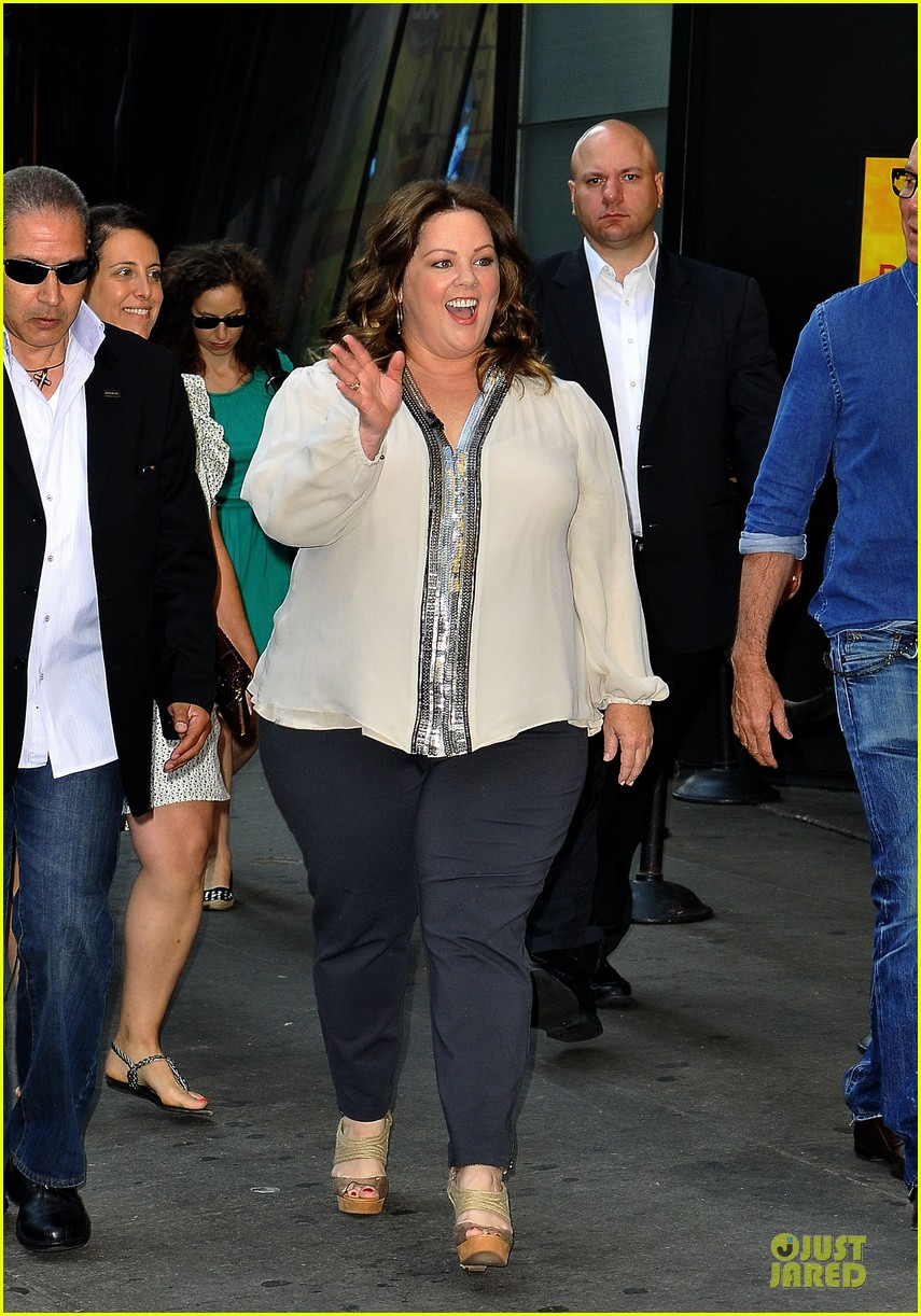 melissa mccarthy the heat nyc promotion 10