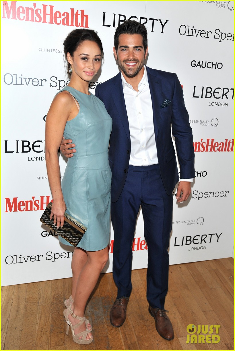 jesse metcalfe cara santana london fashion events 05