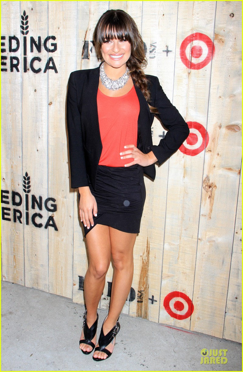 lea michele target feed collaboration 032894733