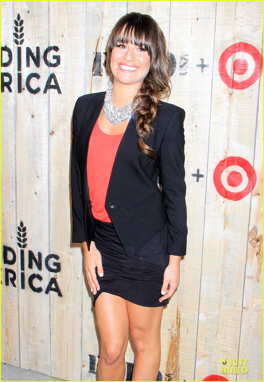 lea michele target feed collaboration 072894737