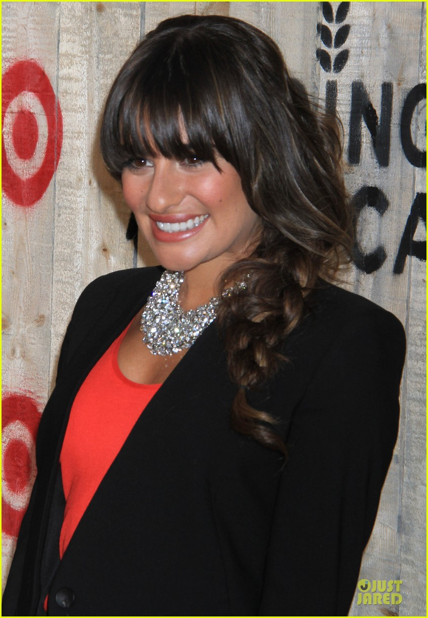 lea michele target feed collaboration 15
