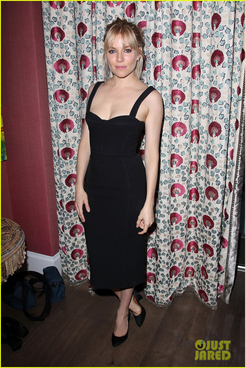 sienna miller just like a woman special screening 122885485