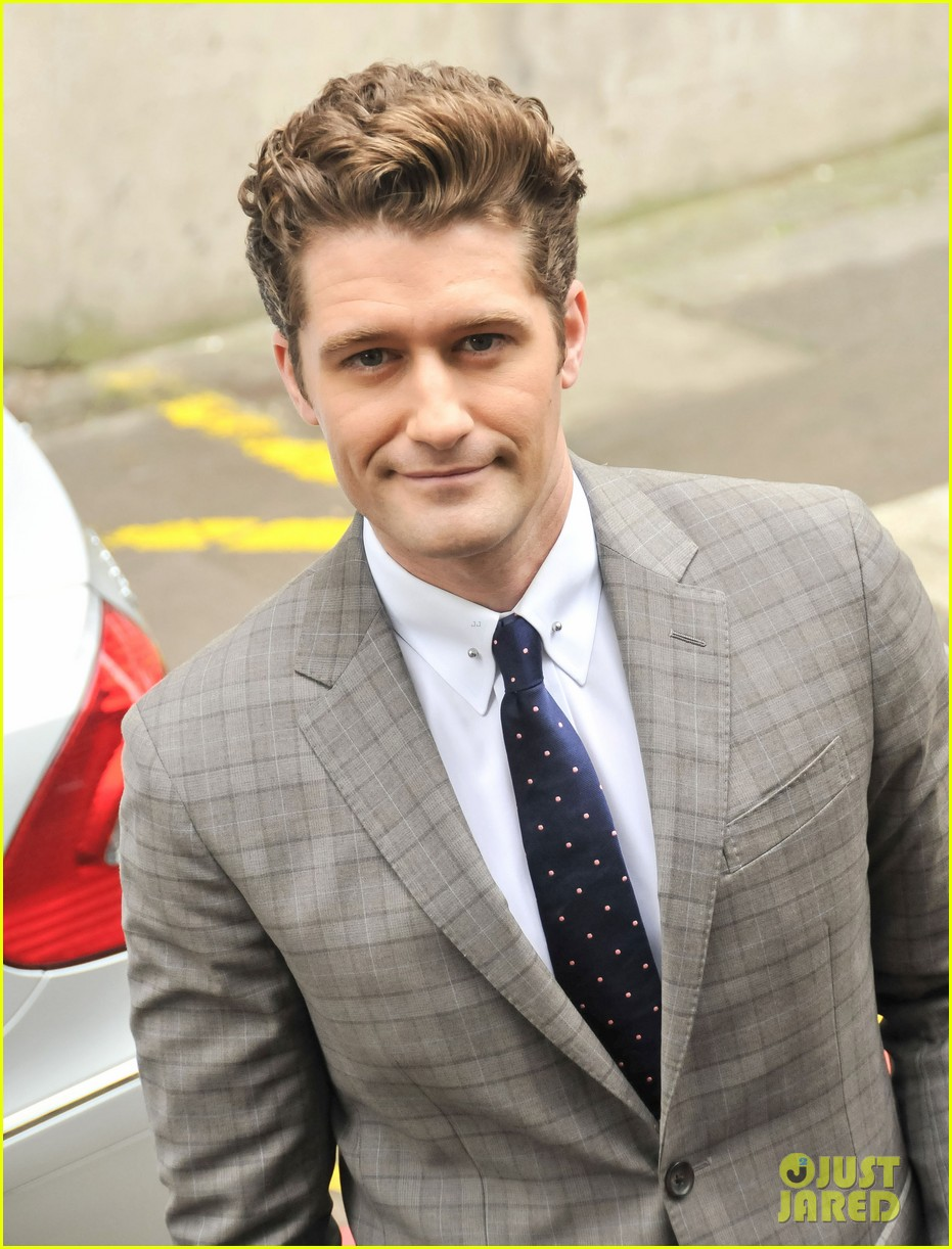 matthew morrison where it all began album promotion 06