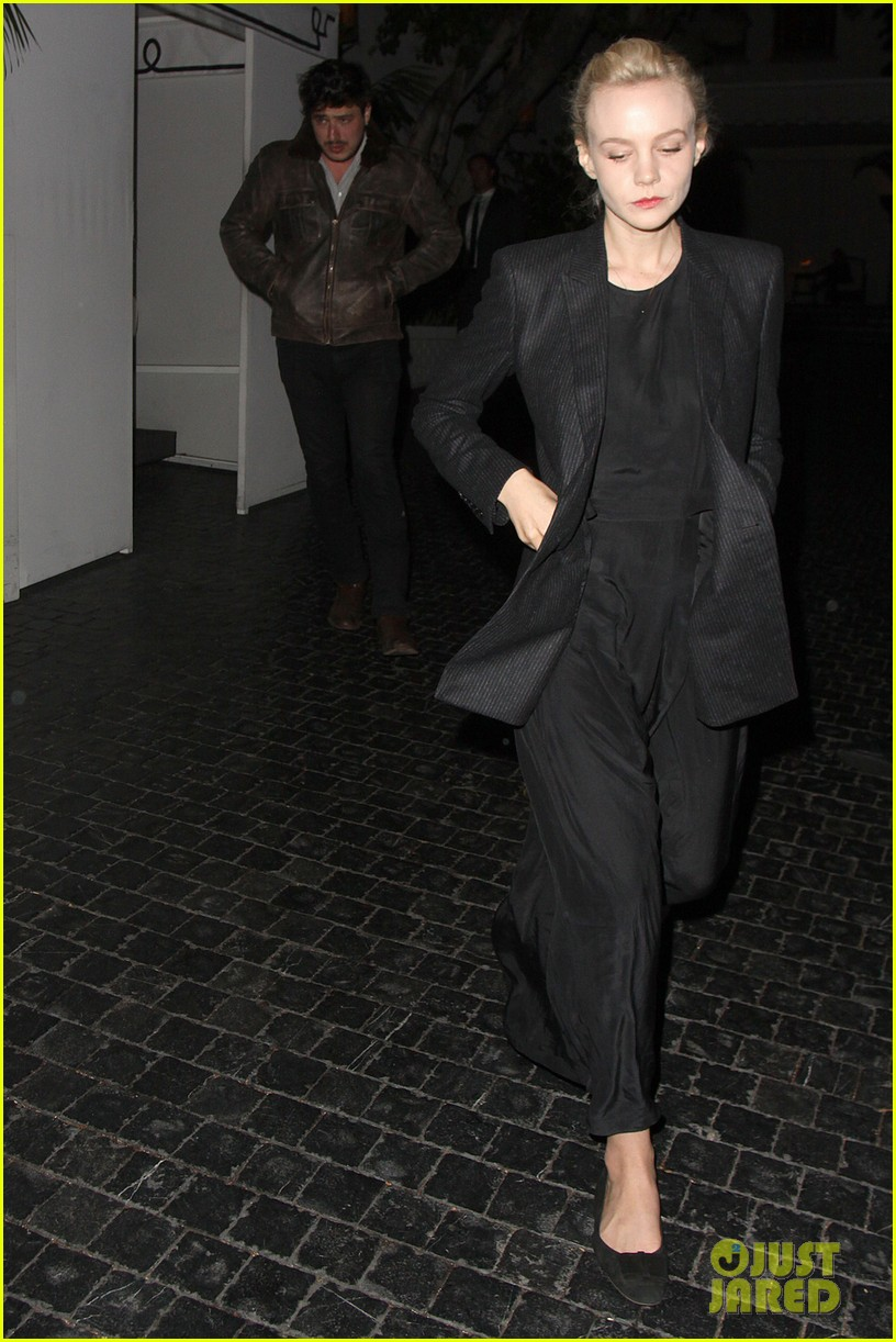 carey mulligan marmus mumford enjoy night at chateau marmont 012882576