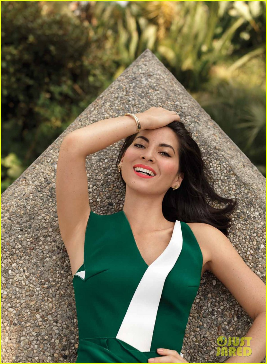 olivia munn covers flare july 2013 01