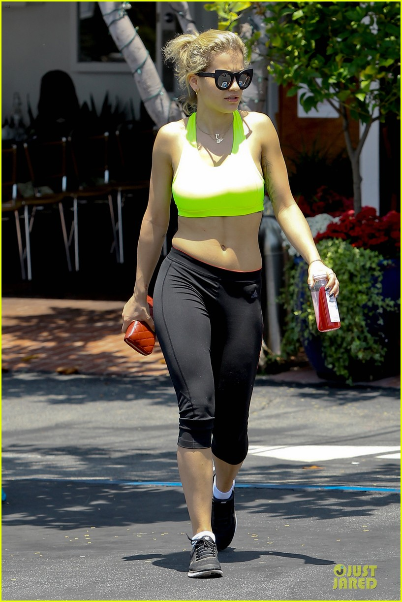 rita ora hot la makes me wanna get healthy 192891496