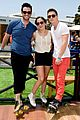 chord overstreet surfs up at just jared summer kick off party with colton haynes 05