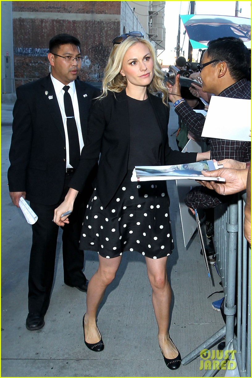 anna paquin visits kimmel stephen moyer honors students 03