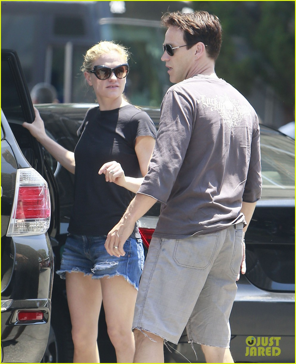 anna paquin stephen moyer lunch with charlie poppy 25