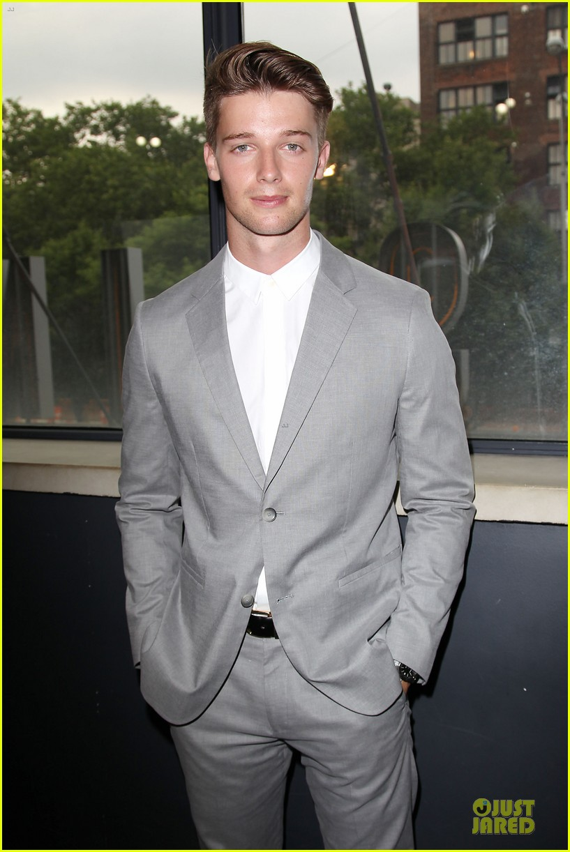 patrick schwarzenegger stuck in love nyc screening 11