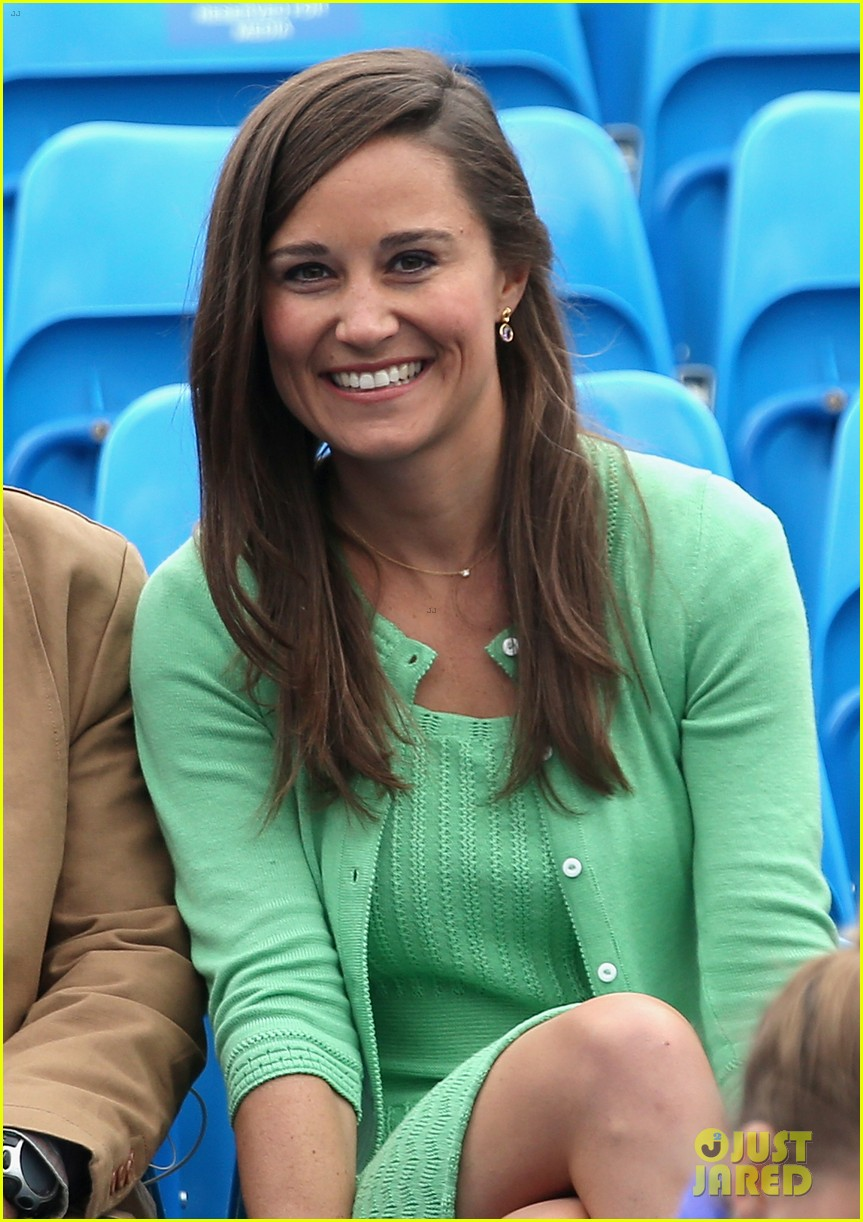 pippa middleton aegon championships with mom carole 022893110