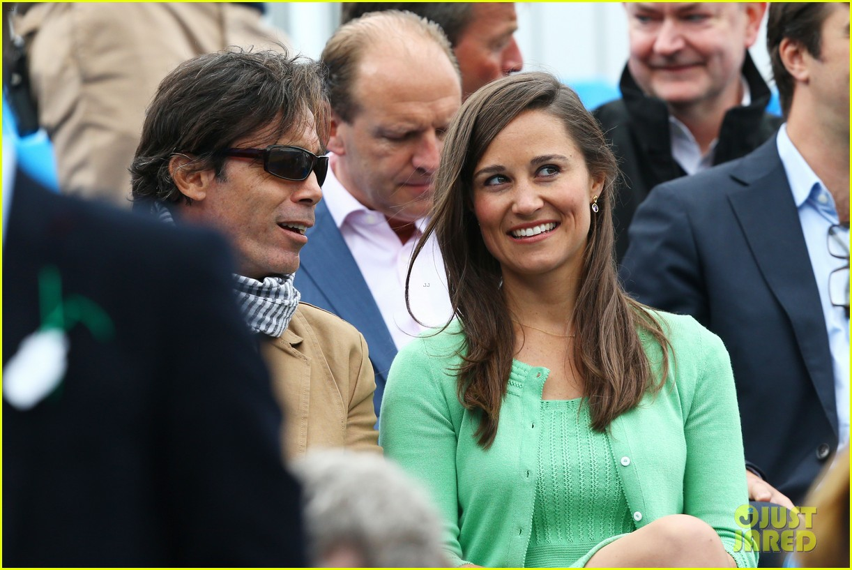 pippa middleton aegon championships with mom carole 072893115