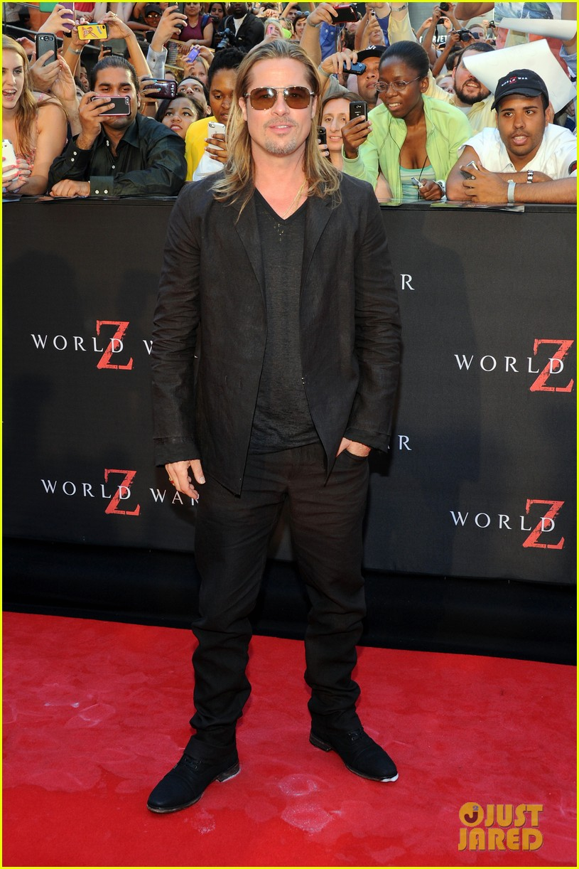 brad pitt world war z new york premiere 02