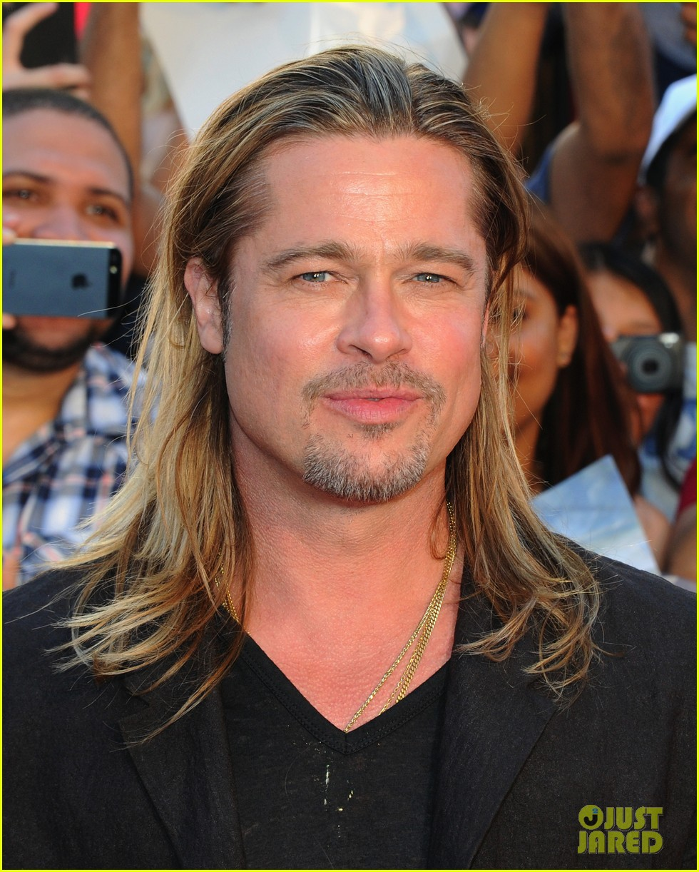 brad pitt world war z new york premiere 032893145