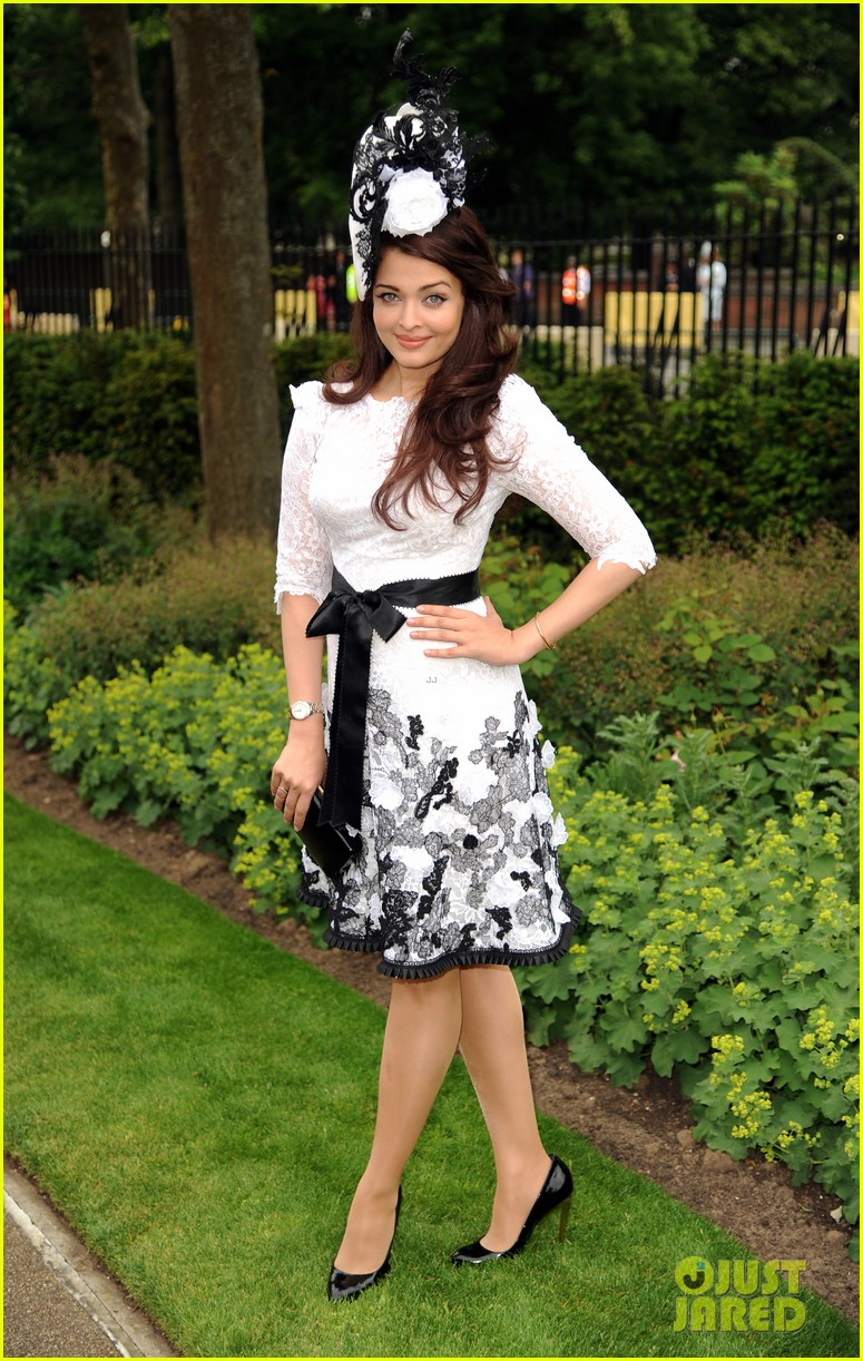 aishwarya rai royal ascot day one 032893833