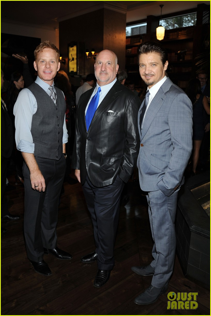 jeremy renner robb report home style launch with kristoffer winters 032886598