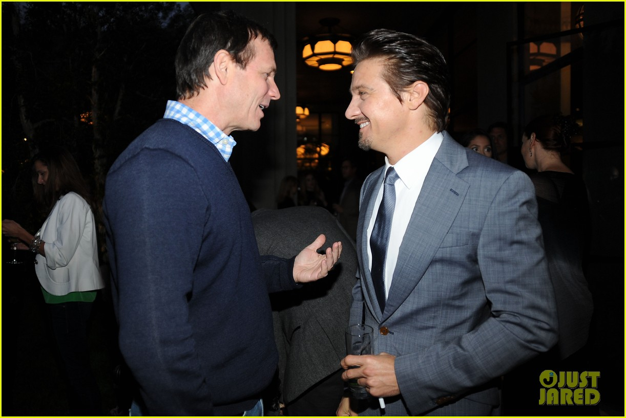 jeremy renner robb report home style launch with kristoffer winters 042886599