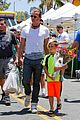 gavin rossdale fathers day farmers market boys 23