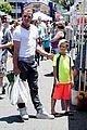 gavin rossdale fathers day farmers market boys 31