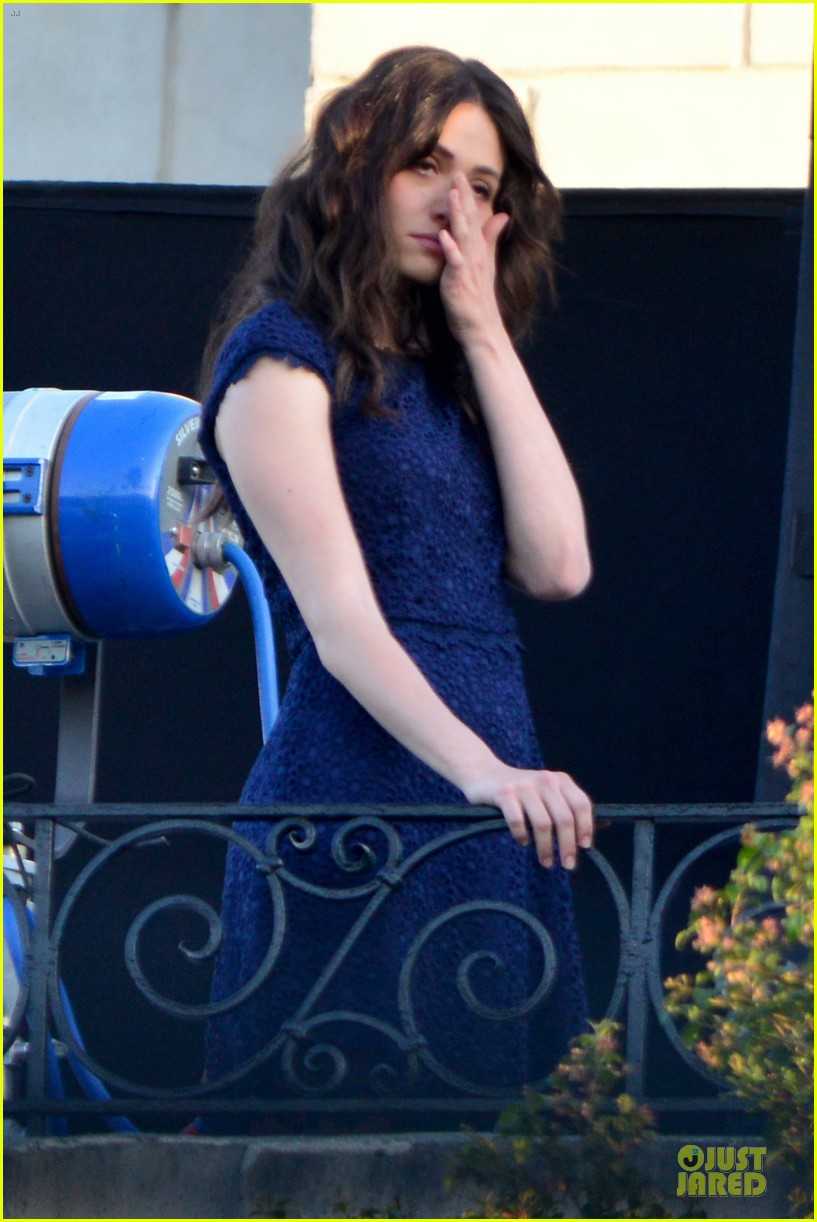emmy rossum comet emotional scenes with justin long 13