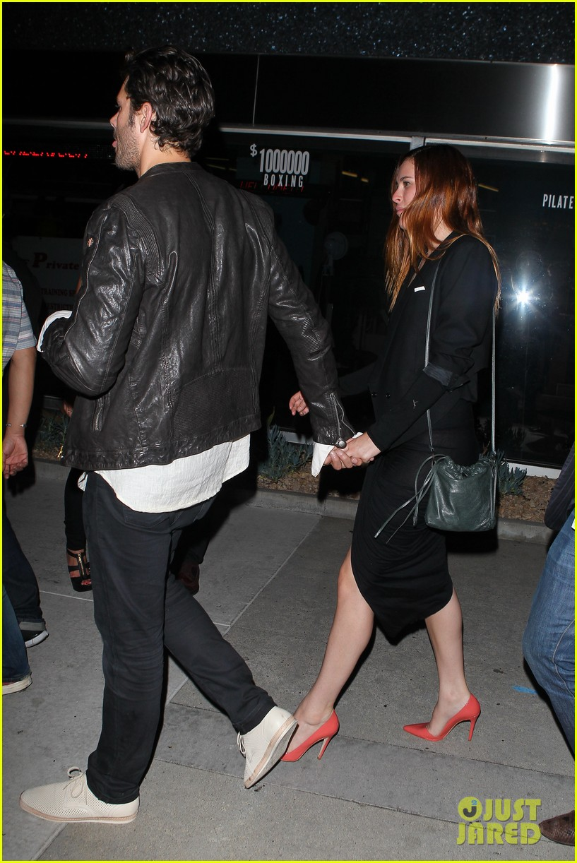 rumer willis jayson blair bootsy bellows couple 032901225