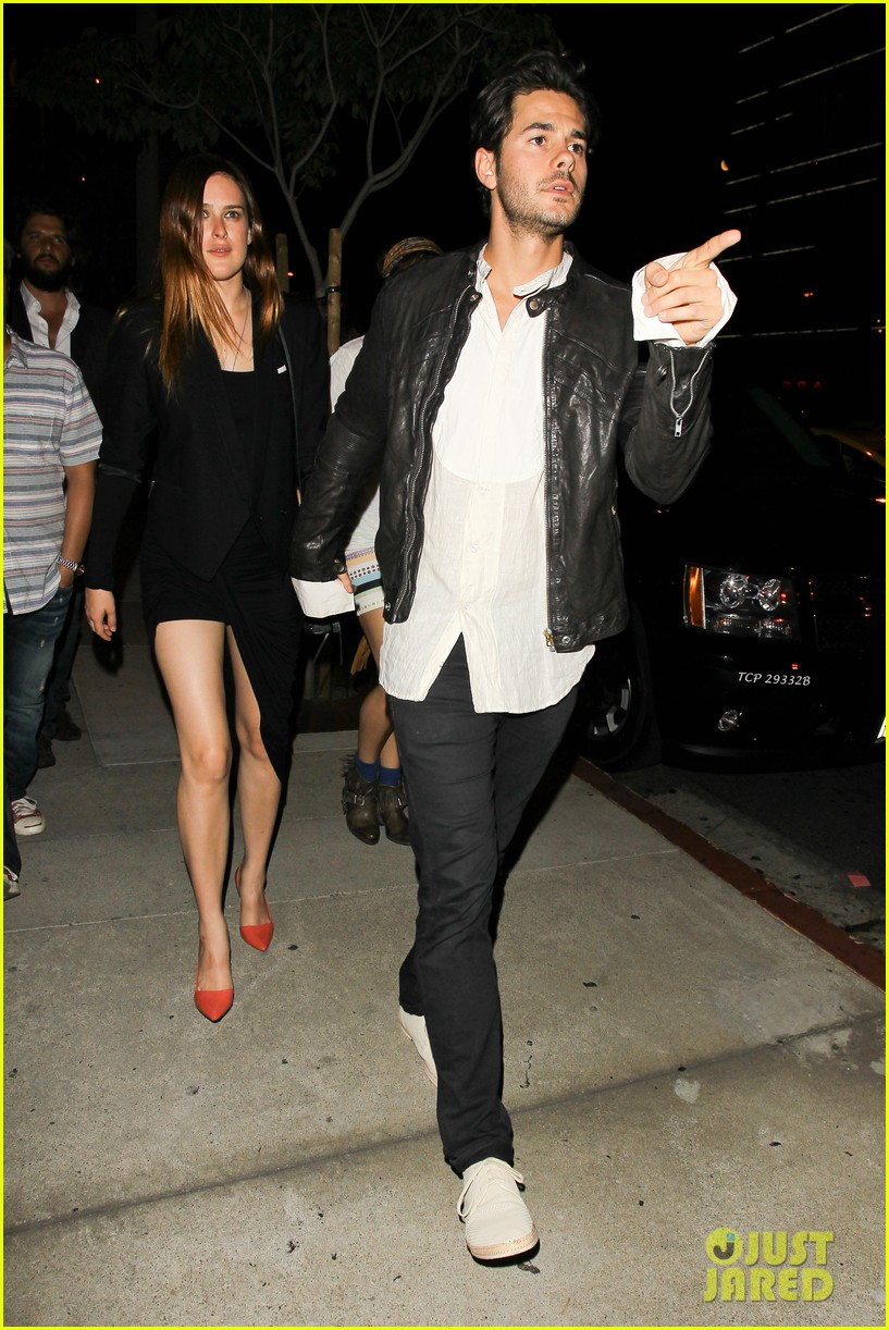 rumer willis jayson blair bootsy bellows couple 232901245