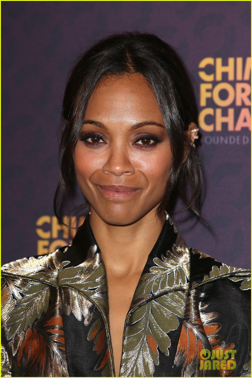zoe saldana thandie newton chime for change concert 02