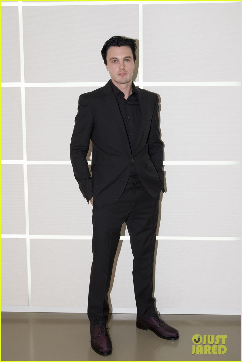 mark salling michael pitt milan fashion week shows 03