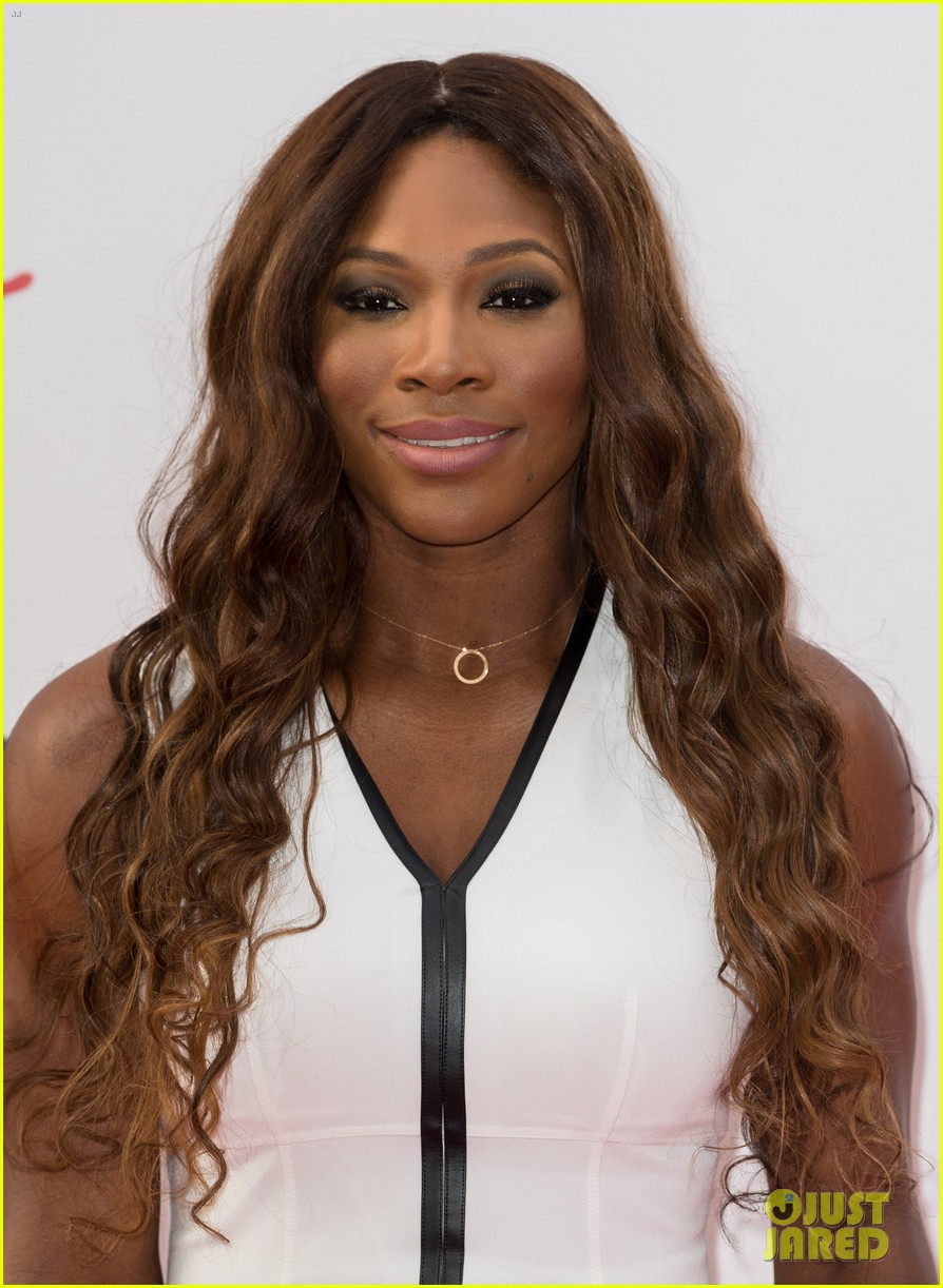maria sharapova serena williams pre wimbledon party 022895302