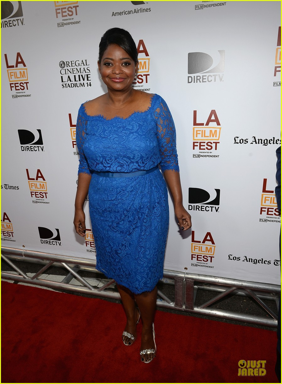 octavia spencer michael b jordan fruitvale station premiere  012893454