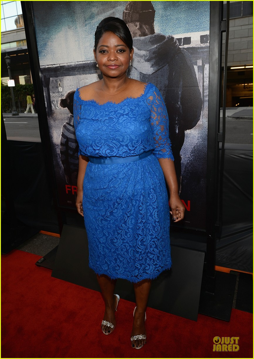 octavia spencer michael b jordan fruitvale station premiere  142893467