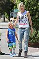 gwen stefani gavin rossdale ice cream with the kids 15