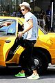 harry styles hangs with james corden in new york city 01