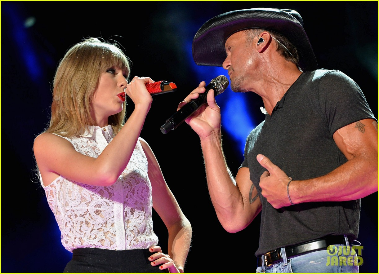 taylor swift keith urban tim mcgraw cma music festival 07